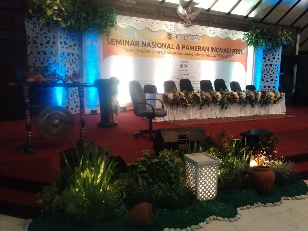 Dekorasi Seminar Yogyakarta