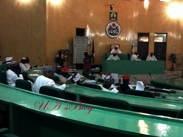 Kano Assembly in rowdy session over removal of Emir Sanusi