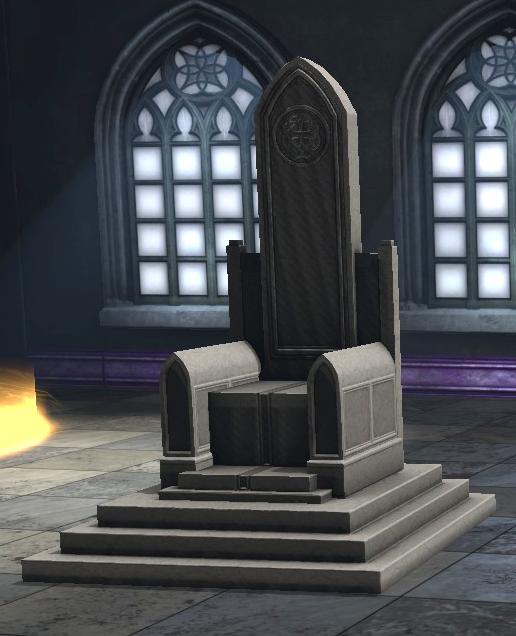 Dcuo Furniture King S Throne