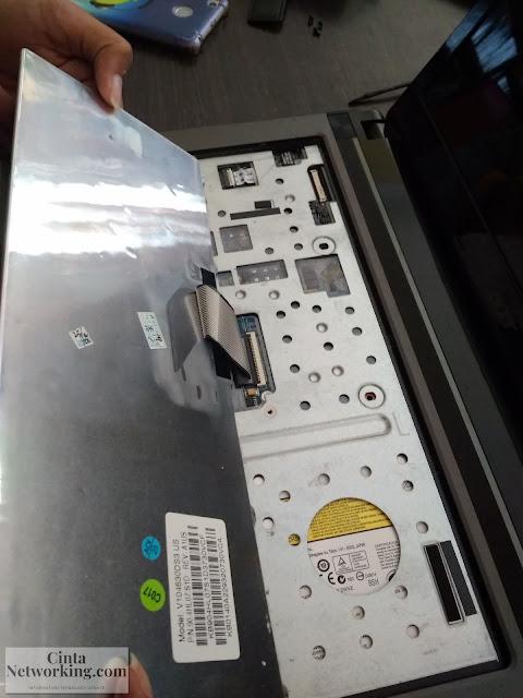 Cara Mudah Memperbaiki Keyboard Laptop Acer 4750 Yang Eror Sebagian - Cintanetworking.com