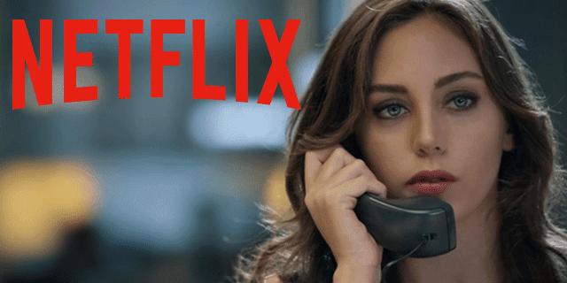 مسلسل تركي جديد من انتاج شركة نتفليكس Netflix بطولة اويكو كرايل