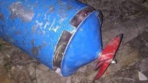 Geger! Nelayan Anambas Temukan Rudal Bertuliskan China