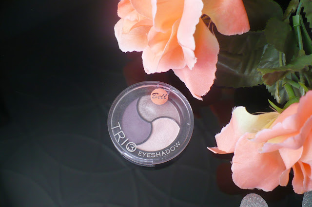 Bell Trio Eyeshadow Nr. 02 - Cienie Do Oczu :)