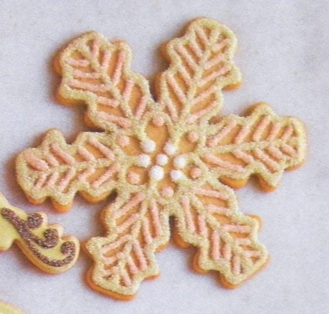 Good Things By David Martha By Mail Prancing Reindeer Snowflake