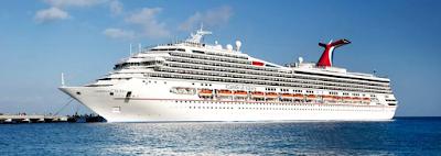 Carnival Glory cruise ship Карнавал Глори круизный корабль