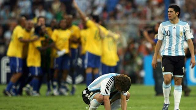 Siêu kinh điển Brazil - Argentina: 12 năm căm hờn, Selecao sẽ lại chôn vùi Messi?