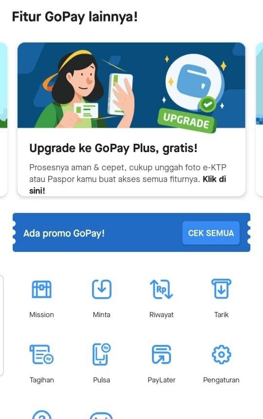 UPGRADE GOPAY - LOWONGAN REMBANG