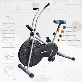Reach Exercise Cycle (Air Bike)