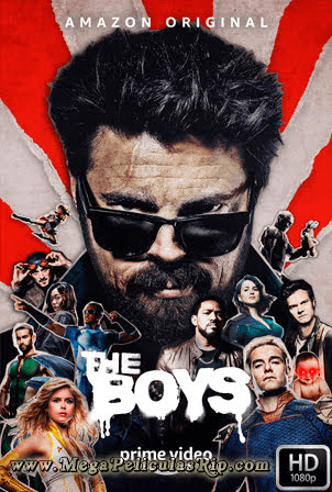 The Boys Temporada 2 [1080p] [Latino-Ingles] [MEGA]