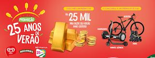 Promoção Kibon 25 mil
