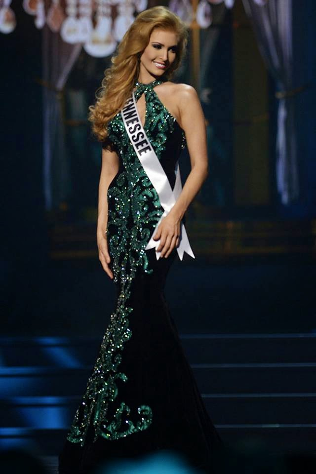 SASHES AND TIARAS..Miss USA 2018 Preliminary Evening