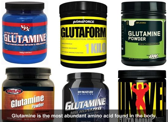Benefit of Glutamine To Gaining Muscle!