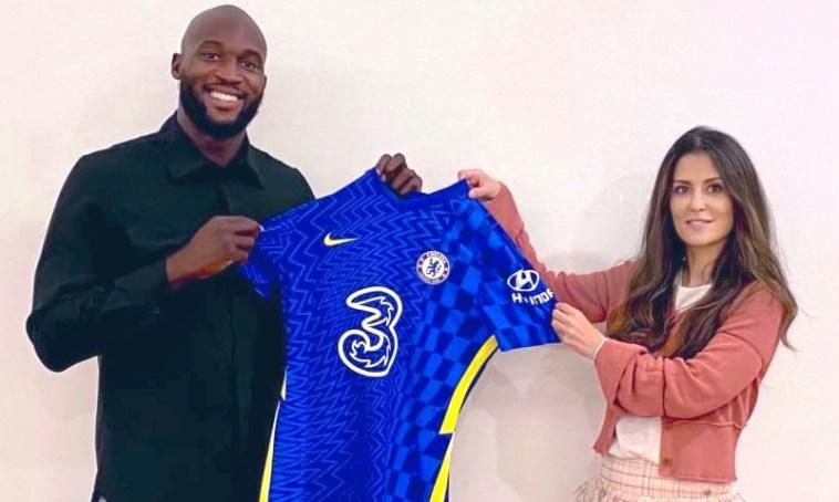 Lukaku's Squad Number After £97m Chelsea Return Leaks