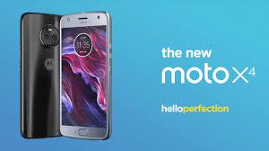 Moto X4, smartphone, specification