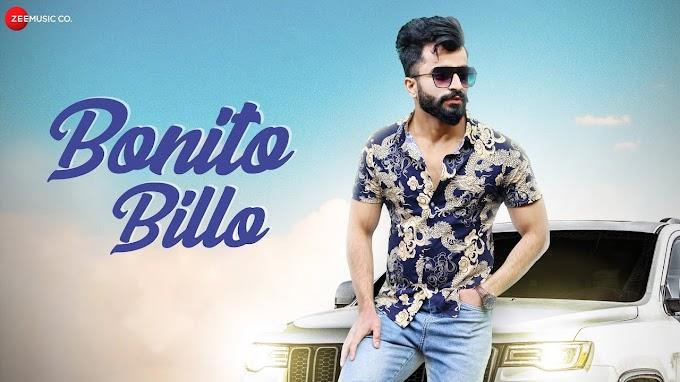 Bonito Billo Lyrics by Tushar Vasudev | Latest punjabi Song 2020