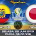 Prediksi Skor : Ecuador vs Japan 25 Juni 2019