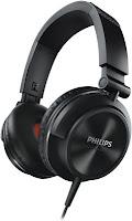 Philips SHL3210BK/00 Over-Ear Headphone