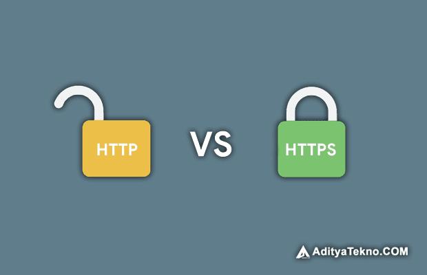 Perbedaan HTTP dan HTTPS Lengkap dengan Fungsinya