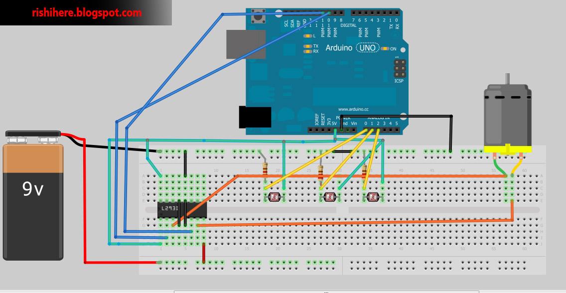 I Think  I Share  I Learn  Solar Tracker Based Solar Panel