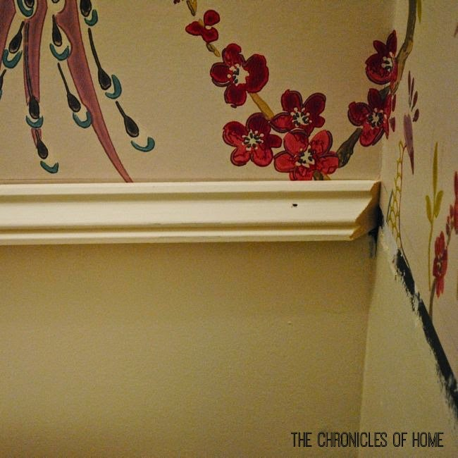 How To Install A Compound Chair Rail