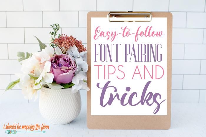 Font Pairing
