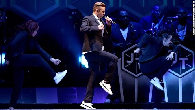 Justin Timberlake concert film heading to Netflix