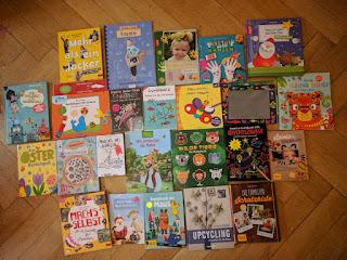Büchertipp: Bastelbücher für Kinder