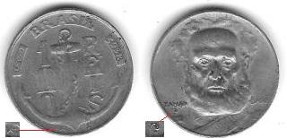 100 Réis, 1938