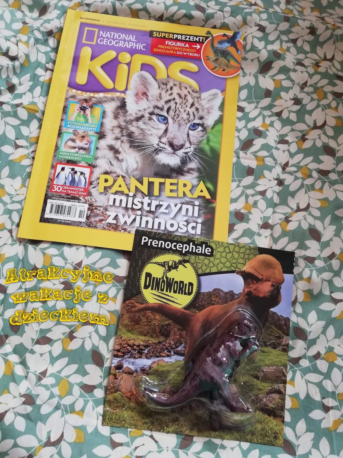 Magazyny dla dzieci