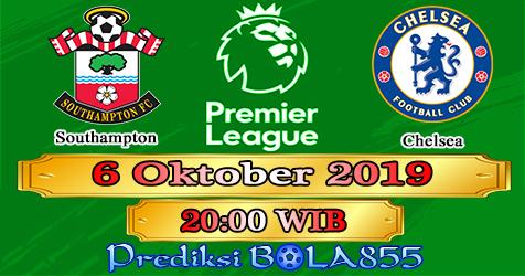 Prediksi Bola855 Southampton vs Chelsea 6 Oktober 2019