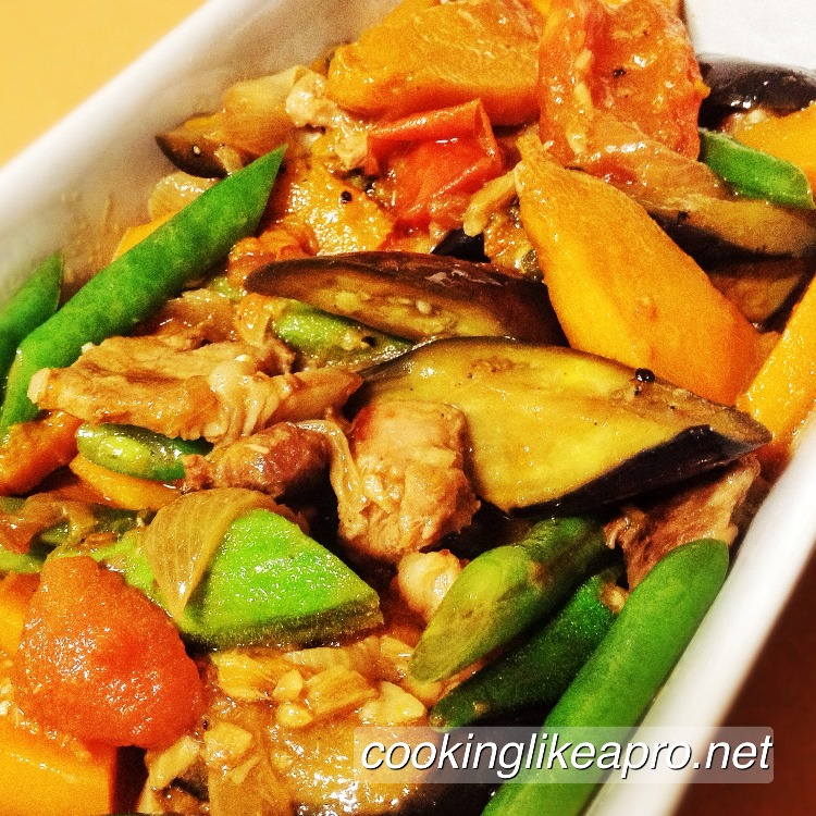 Quick And Easy Recipes Pinakbet Recipe