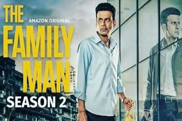 The Family Man सहित मनोज बाजपेयी अपने the Family Man Season 2 के साथ Amazon prime पर meeting करने के लिए तैयार हैं।
