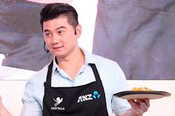 Chef Arnold Poernomo dari Seorang Cuci Piring Menjadi Artis