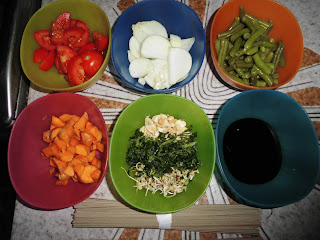 pad thai verdure ingredienti
