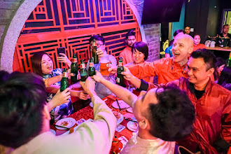 Carlsberg's Double Cheers, Double Winnings Chinese New Year 2020 Promotion