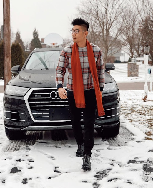 4 Easy and Stylish Ways to Wear Red for the Holidays