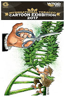 List of Participants International Tobacco Cartoon Exhibition 2017