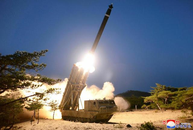 Pyongyang tem 650 mísseis balísticos