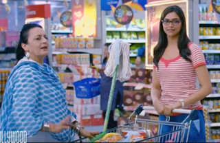 deepika shopping with mom