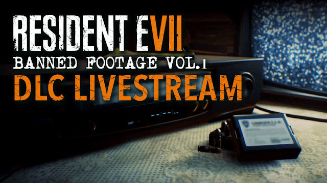 Resident Evil 7 Banned Footage Volume.1