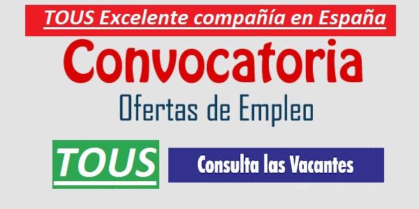 Oferta Laboral en España