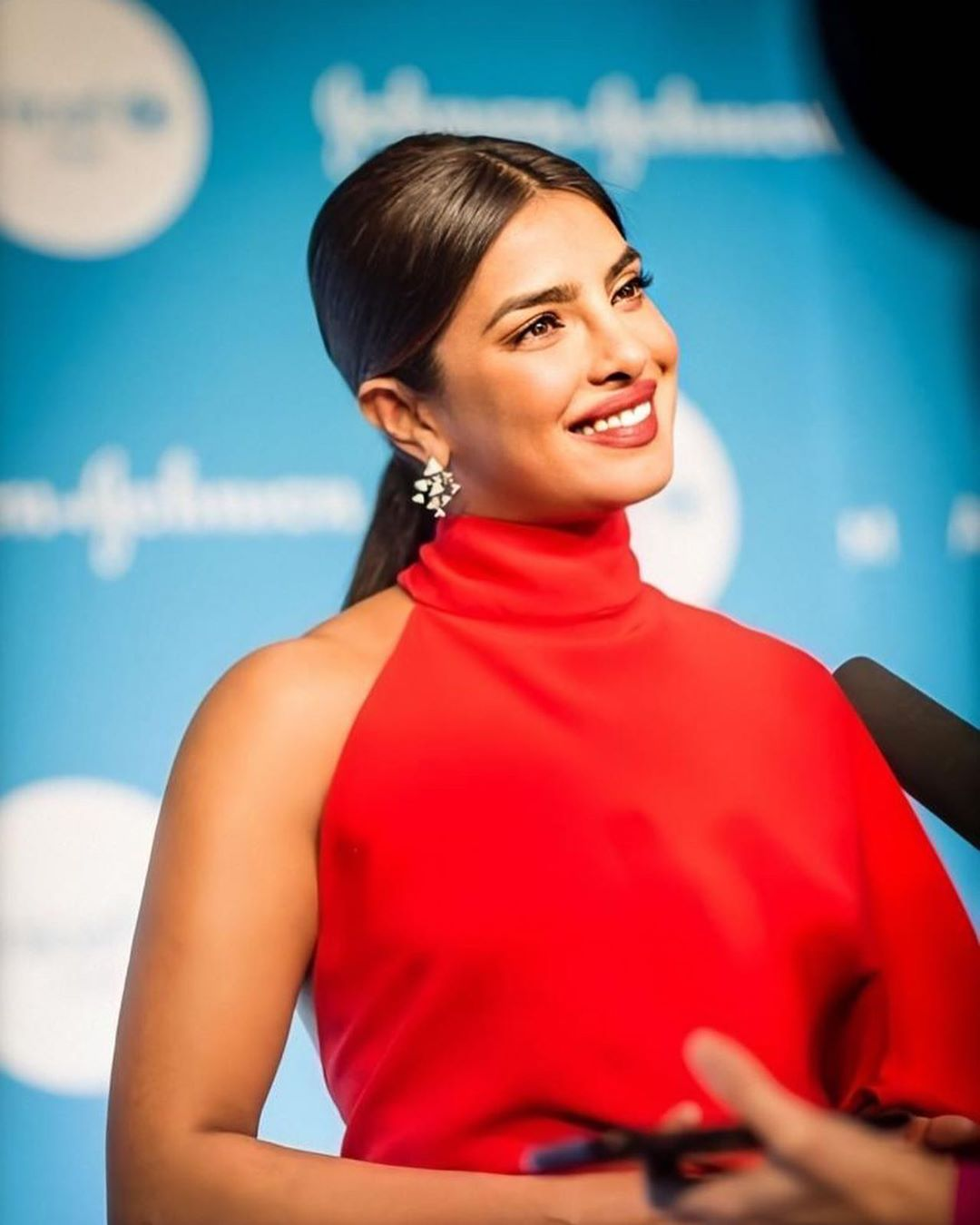 Priyanka Chopra praised UNICEF workers