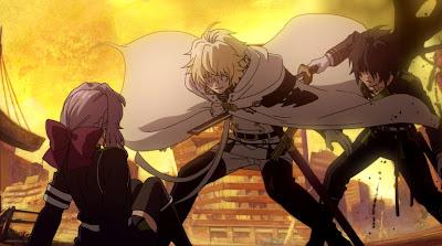Nonton Anime Online Owari no Seraph BD