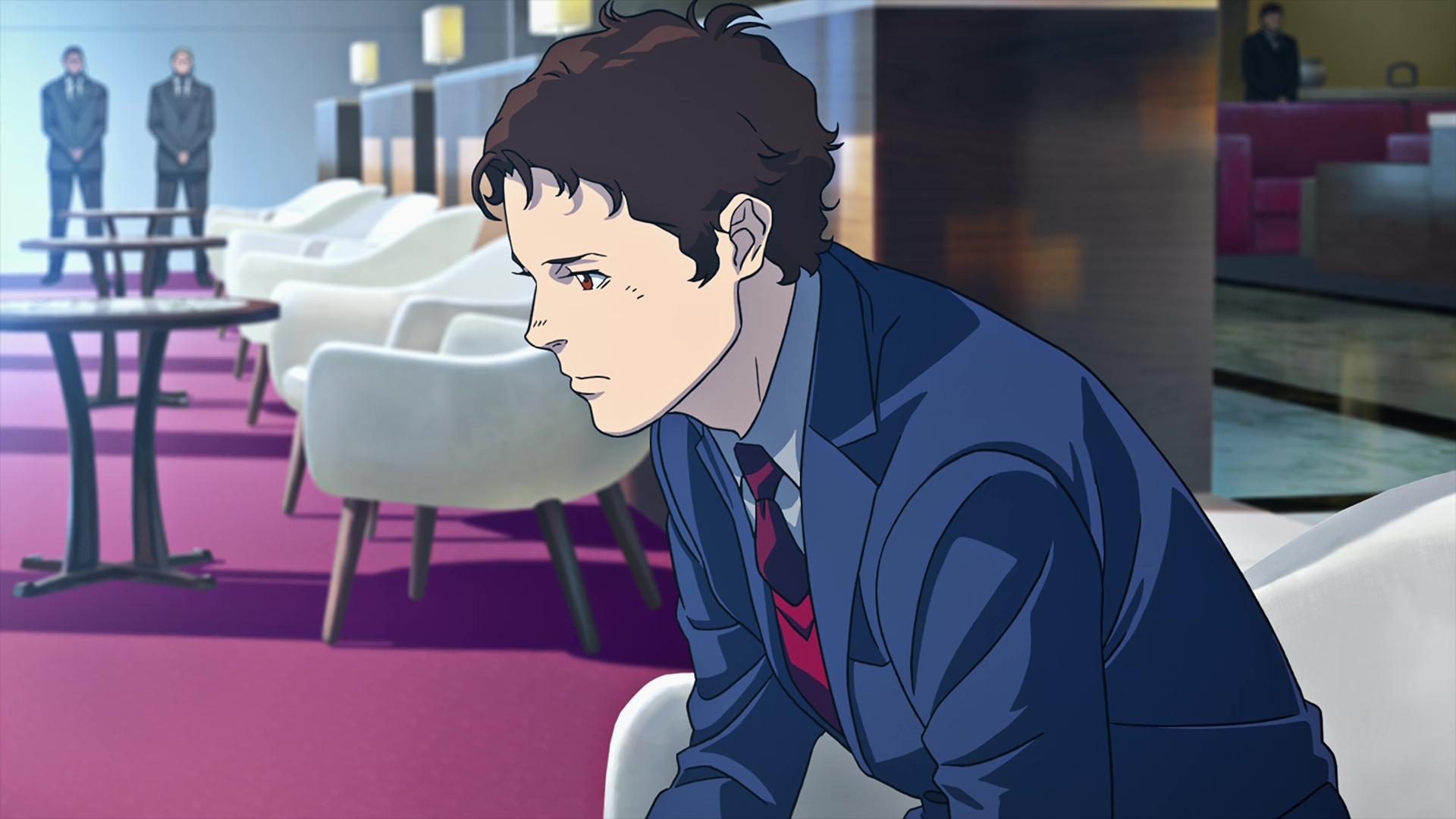 Mobile Suit Gundam: Hathaway (2021) 1080p WEB-DL Latino