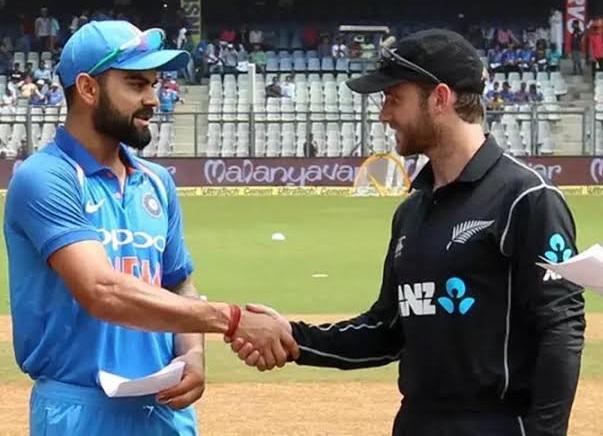IND vs NZ Live Cricket Match Score | India vs New Zealand Live Cricket | Live cricket score