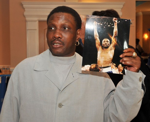 Boxing Legend Pernell 'Sweet Pea' Whitaker Dies After Being Hit By Car