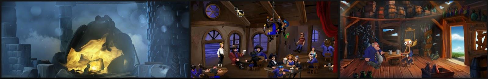 Telltale Games Adventure Mystery