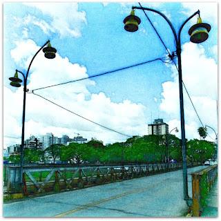 Ponte 25 de Julho (Ponte Velha), São Leopoldo