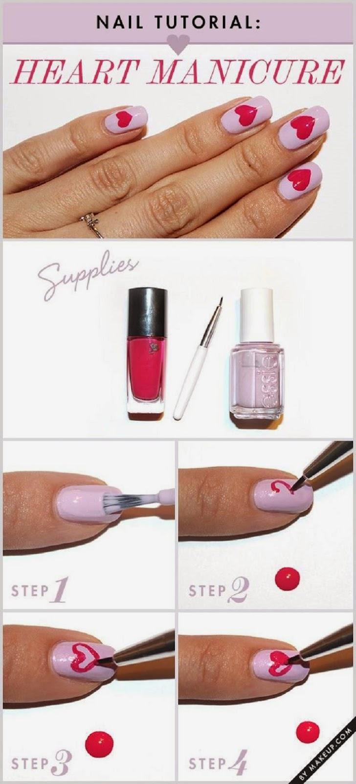 Nail Tutorials : Nail Designs - tutorial
