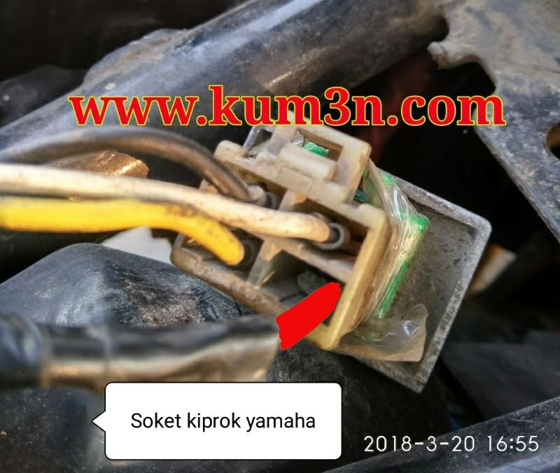 Warna Kabel Spul Lampu Rx King